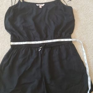 Juicy Couture Other - Juicy Couture black romper EUC